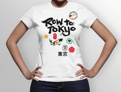 Das T-Shirt Design ist fertig!
